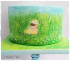 Abby in the Meadow - Cake by Time for Tiffin