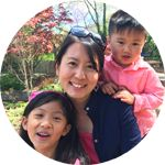 Guest blogger Carol Shen, is a stay at home mom of two, creator of the blog,Blueberry Momand serves on the Board of Directors of The Reading Connection. She'll be sharing her kids' learning adventures on Start with a Book inspired topics like gardening, the night sky, If I were President, and other ideas she and her kids are excited to explore.