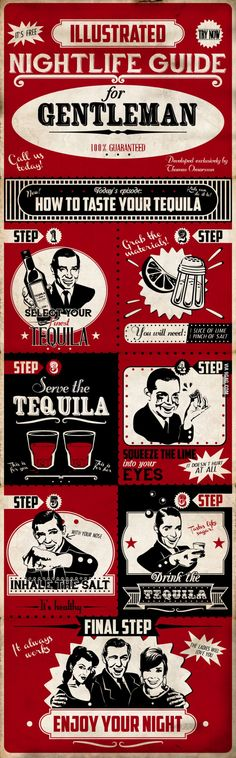 How to taste your tequila! by Thomas Omarsson