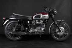 1968 Triumph Bonneville - my one and only bike.  Wish I still had it!