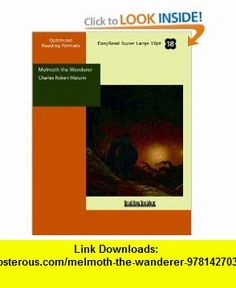 Physics for scientists and engineers 3rd edition 9780321035714 ebooks pdf melmoth the wanderer 9781427030986 charles robert maturin isbn 10 1427030987 fandeluxe Gallery