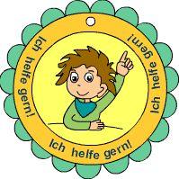 Medaillen für Kinder