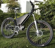 DIY Electric Bicycle Has Three Power Modes | EarthTechling