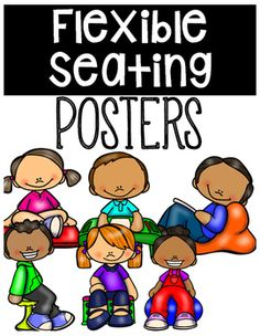 Hello Teacher Friends!In this packet you will find 10 posters for a flexible seating classroom! I am so excited to share these with you and…