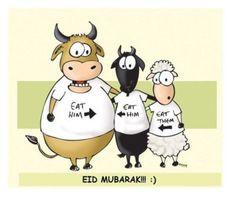Eid Mubarak! :)