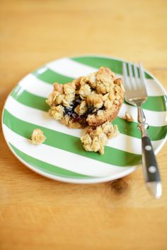 Gluten-free Fruit Filled Oatmeal Cookies from @Lisa Thiele