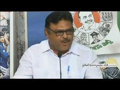 yscrp spokesperson Ambati come down heavily on cm ap   toofandaily.com Latest Telugu News Updates