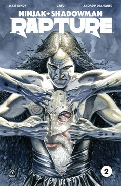 RAPTURE #2 (of 4) – the next astounding chapter to the summer's most astonishing standalone event from New York Times best-selling writer Matt Kindt (X-O MANOWAR, Mind MGMT) and explosive artist CA…
