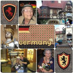 Disney Project Life - Bavarian Adventure - Kelly Bell Designs