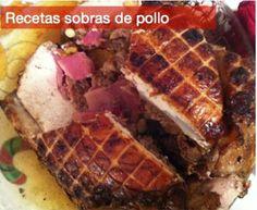 Mis recetas - Blog: Recetas de sobras de pollo