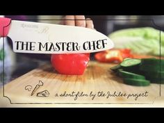 The Master Chef | Jubilee Project short film - a masterful job of putting the life-story of Christine Ha and her husband John Suh into 8 minutes from the start of her feeling that she is loosing her sight to NMO to the moment when she won Master Chef. Congrats Christine on being an inspiration to the world !!!