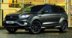 2018 Ford Kuga ST Price and Release Date. The Ford Kuga ST will be purchased Sept initially, with delivery and shipping and childbirth timetabled at the end of Ford Focus Wagon, Ford Focus 1, Ford Kuga 2017, Offroad, Used Mercedes, Volvo V60, Advanced Driving, Compact Suv, Ford Edge