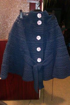 Crochet Jacket for mum