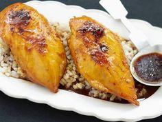 Découvrez la recette Blancs de poulet au soja sur cuisineactuelle.fr.