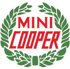 mini cooper wreath