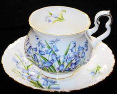 Royal Albert ARTSY WORDSWORTH SONNET simplyTclub Tea cup and saucer