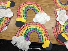St. Patrick's Day Craft to do with preschoolers