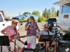 """See 1 photo and 3 tips from 40 visitors to Wine Ridge RV Resort. """"This is a very quiet RV park with an older crowd of people. Music Jam, Rv Parks, Cottages, Four Square, Scenery, Social Media, Wine, Activities, Photos"""