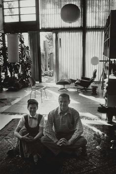Who: Designers Charles and Ray Eames Known for: Though the name Eames might immediately conjure images of chairs, this designing duo with the Midas touch succeeded in giving a mid-century American spin to toys, fabric design, architecture. . . . Style: Collegiate prim with panache