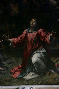 Martirio di Santo Stefano. Genova