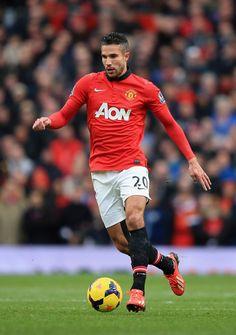 Robin van Persie | Manchester United