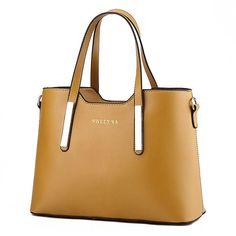 Fashion Female Elegant Women Handbag High Quality Leather Shoulder bag  All-Match Messenger Bag Casual 2cbb871fe5493