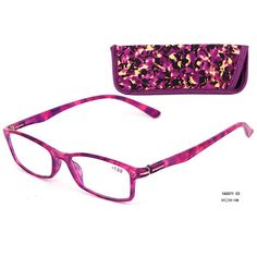 Eso Vision 165071 C3 cheap PC frame reading glasses attach spectache bag convenience