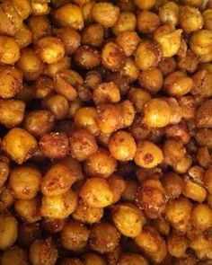 Roasted Chickpeas- A Healthy Alternative to Chips