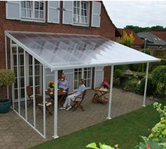 Palram Feria Patio Cover 13 ft. Sidewall Kit