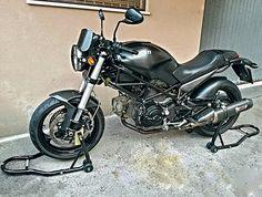 SP carbon custom Ducati Monster 695 my 2007 Ducati Monster 695, Motorcycles, Bike, Vehicles, Bicycle, Bicycles, Car, Motorbikes, Motorcycle
