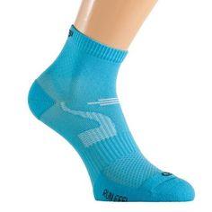 Calcetines de Running Feel Azul Turquesa http://www.decathlon.es/es/product/~product_id=8235622
