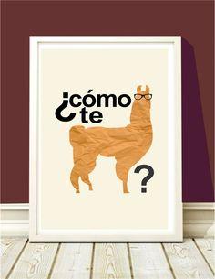 Confira aqui - Poster Como te Llama - Hey You