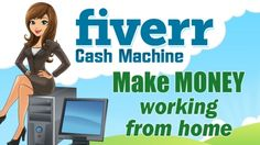 How to use Fiverr to make money online! - Learn how to build a business online as a freelancer on Fiverr.com.  Step-by-step training to get you started. - $29