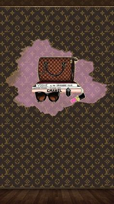 Gucci Wallpaper: ImageFind images and videos on We Heart It – the app to get lost in what you lov… Pretty Phone Wallpaper, Wallpaper App, Iphone Background Wallpaper, Cellphone Wallpaper, Pretty Wallpapers, Aesthetic Iphone Wallpaper, Aesthetic Wallpapers, Chanel Wallpapers, Makeup Wallpapers