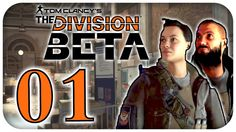 The Division Beta #01 - Basis aufbauen - Let's Play Together