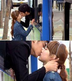 Suzy Bae & Kim Soo Hyun in DREAM HIGH