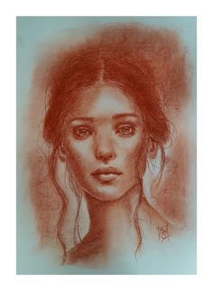 I just love sepia, and hard pastels. The old work and sketches of the Masters inspires me, to me it is timeless and very beautiful and so I decided to wok in sepia for a while .... FOR SALE $65.57 Wok, Inspire Me, Pastels, Old Things, Africa, Delicate, My Arts, Sketches, Culture