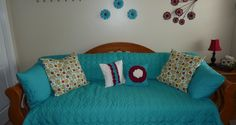 Top 12 Turquoise Daybed Bedding Ideas Daybed Bedding, Lounge, Couch, Turquoise, Top, Furniture, Ideas, Home Decor, Chair