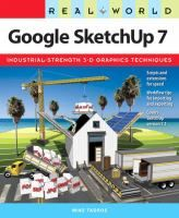 Real World Google SketchUp 7 by Mike Tadros. Starting with customizing SketchUp preferences for maximum efficiency, Mike takes you through a professional SketchUp workflow--from setting up your workspace to installing Ruby scripts to importing CAD files and images to managing libraries to exporting your finished product. Grandpa Gifts, Gifts For Dad, Google Sketchup, Birthday Gifts For Brother, Cad File, Maker Culture, 3 D, Best Gifts, World