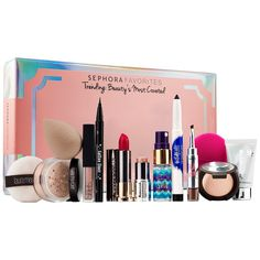 Sephora Favorites set Trending: Beauty's Most Coveted, new for Holiday 2016