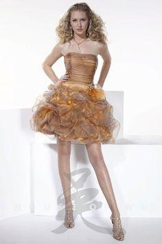 Hannah S Gorgeous Short Dress