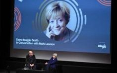 Downton Abbey film is overkill, says Maggie Smith - 08.04.2017 #