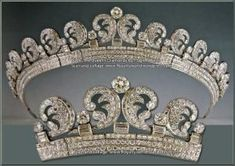 Cartier halo scroll tiara worn by the Duchess of Cambridge at her wedding to Prince William by angelina