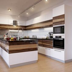 home walnut white kitchen interior design decobizz minimalist white inteiror kitchen design decobizz minimalist kitchen home walnut white kitchen interior