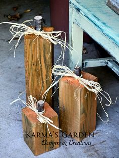 Karmas Garden Persimmon Chalk Finish Paint Rustic Pumpkins