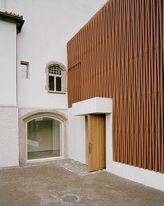 013_GERICHTSHAUS : Atelier Abraha Achermann