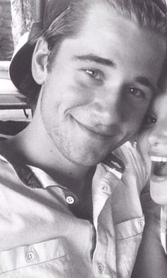 Luke Benward ❤️ I know he's only 18, but there's just something about him that I think is so cute!!!! :)