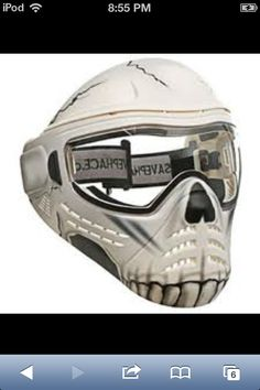 Would paintball mask sex the