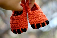matching booties too :-)