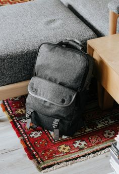 San Francisco brand, DSPTCH, unveils its SS2017 Modern Utility collection featuring their Daypack, Ruckpack, Bookpack and Gym Bag.